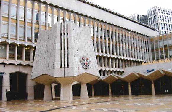 ロンドン市庁舎
