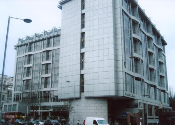 ロイヤルガーデンホテルロンドン